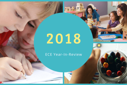 2018 early childhood education news