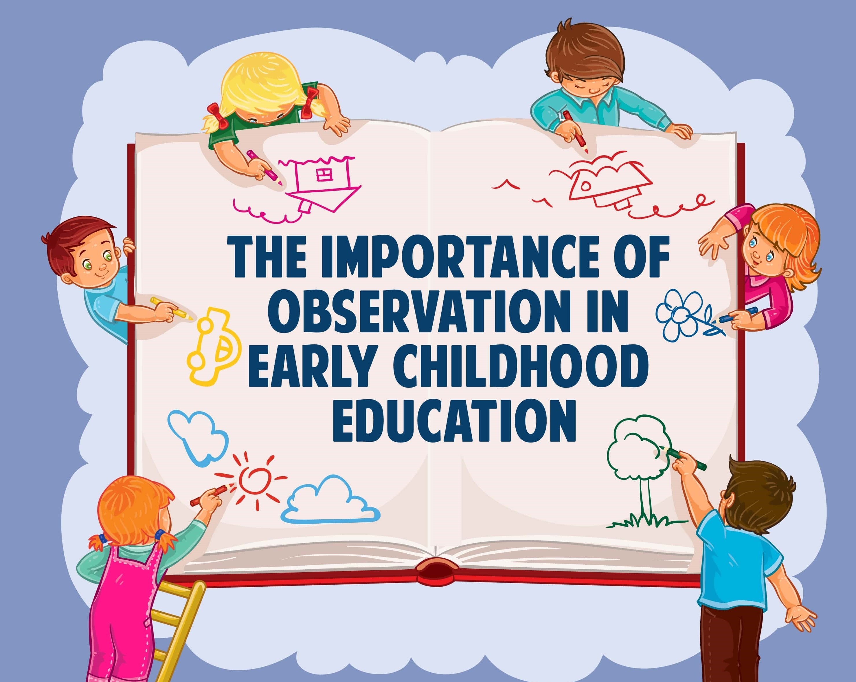 The Importance of Observation in Early Childhood Education