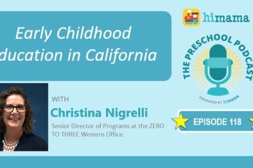 preschool podcast christina nigrelli