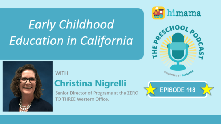 preschool podcast christina nigrelli