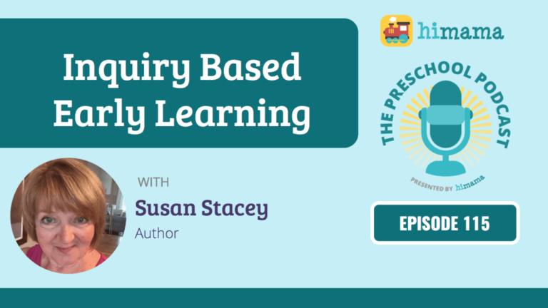 susan stacey preschool podcast
