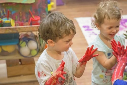 why observe children at play
