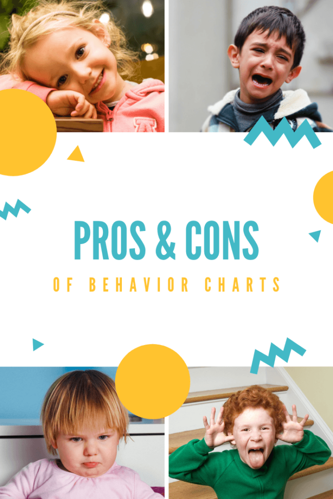 behavior charts pros and cons