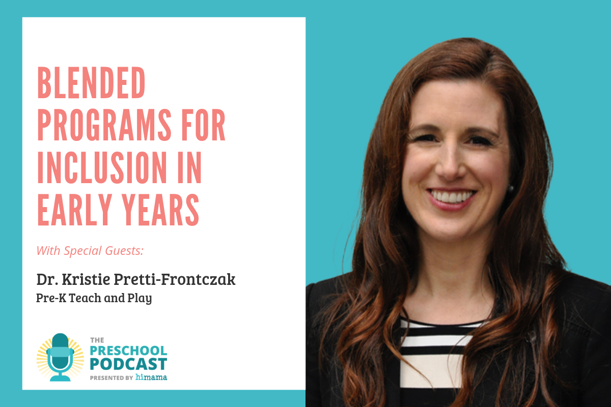 Preschool Podcast Kristie Pretti-Frontczak