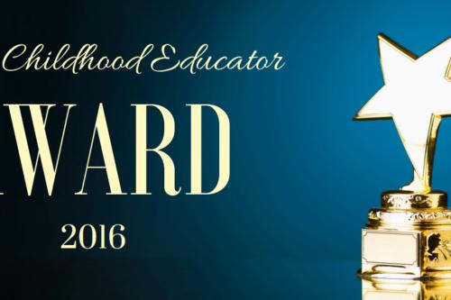 2016 ECE of the Year Award