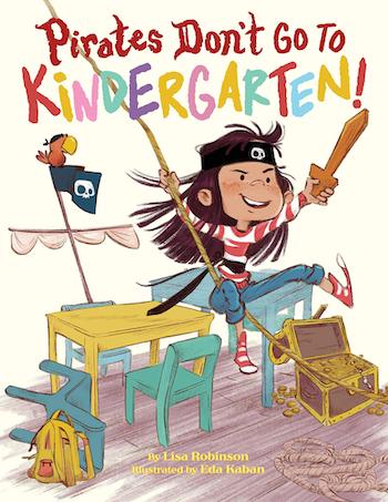 pirates don't go to kindergarten