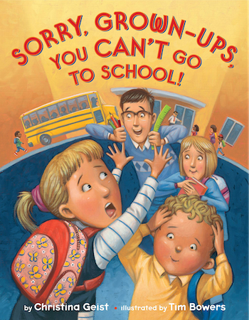 sorry, grown-ups, you can't go to school