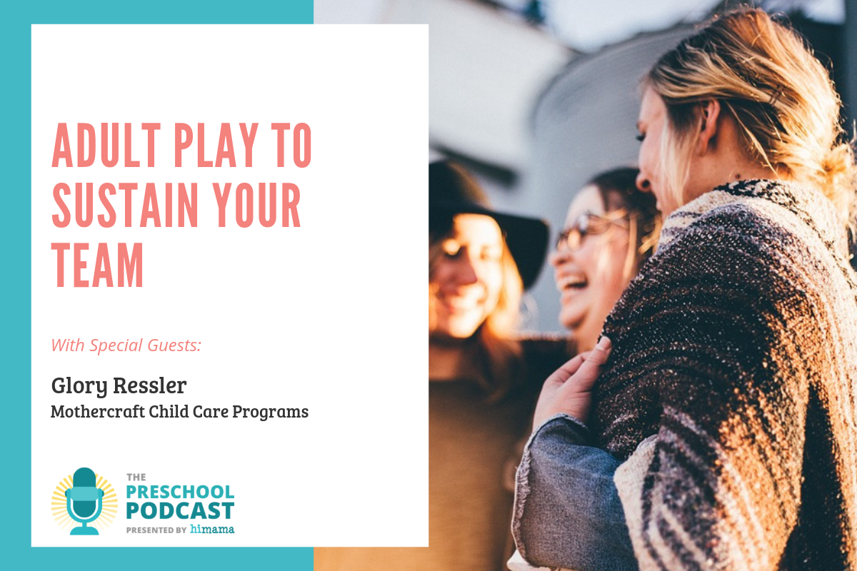 Adult Play To Sustain Your Team