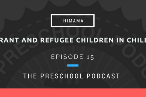 episode 15 - Immigrant and refugee children in childcare