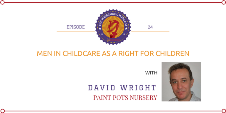 episode 35 - Men in childcare as a right for children