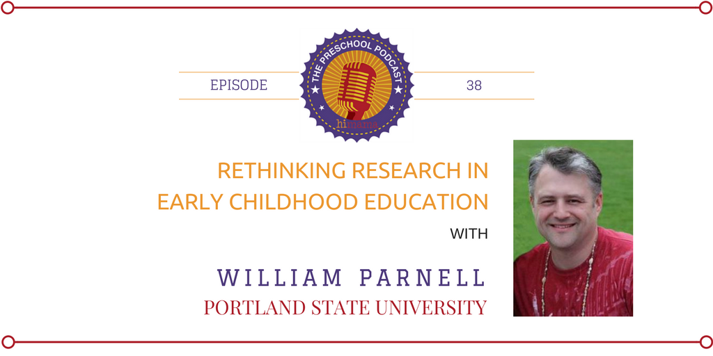 episode 38 - Rethinking research in early childhood education