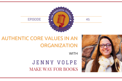 episode 45 - Authentic core values in an organization