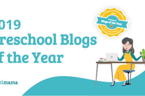 2910 preschool blogs of the year