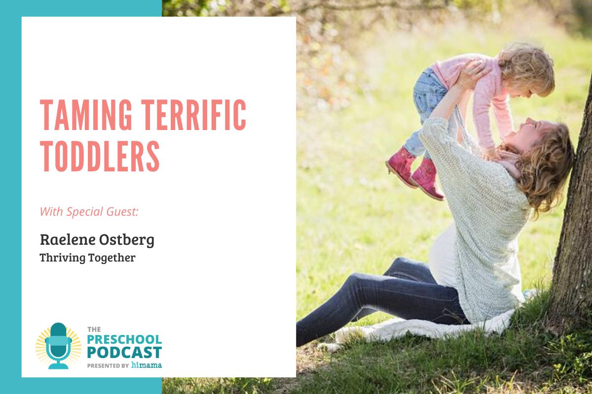Taming Terrific Toddlers