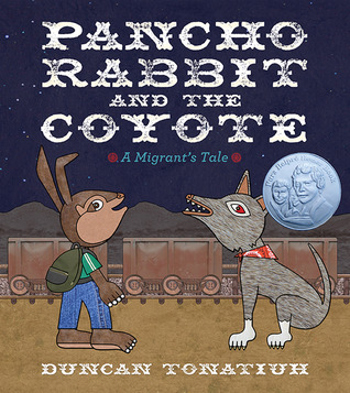 Pancho Rabbit and Coyote book cover