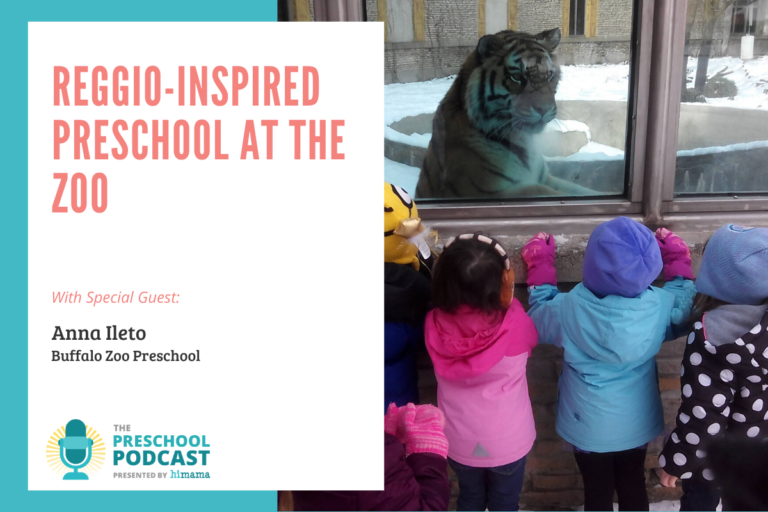 Reggio-Inspired Preschool At The Zoo