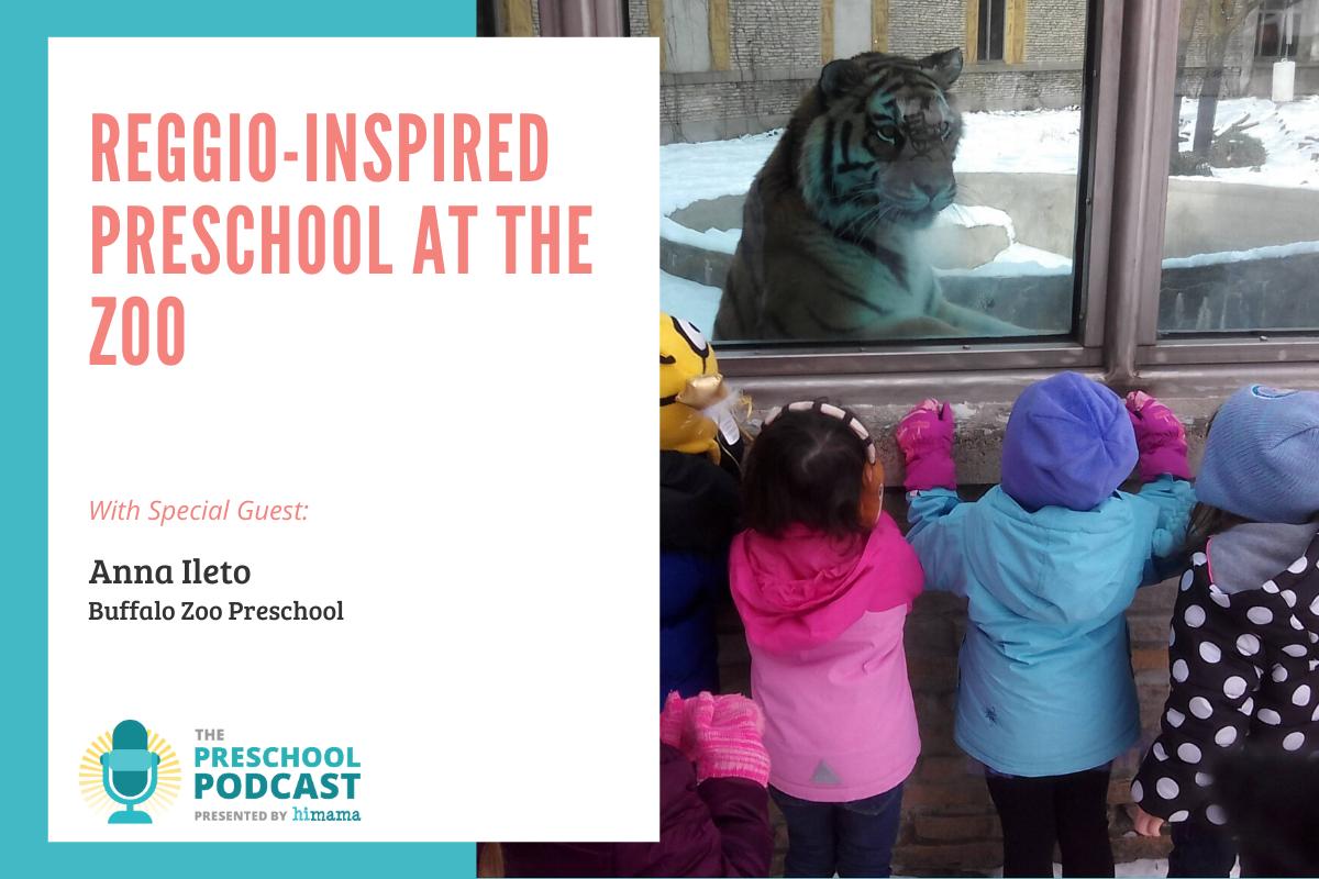 Reggio-Inspired Preschool At The Zoo