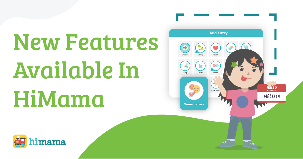 HiMama New Features