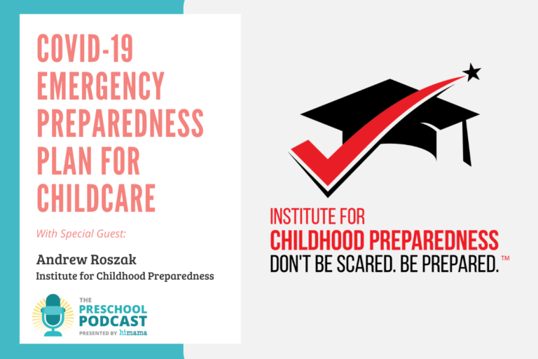 Preschool Podcast Childhood Preparedness