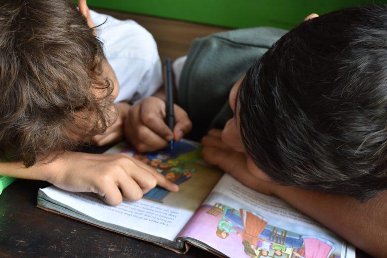 Children's Books on abilities