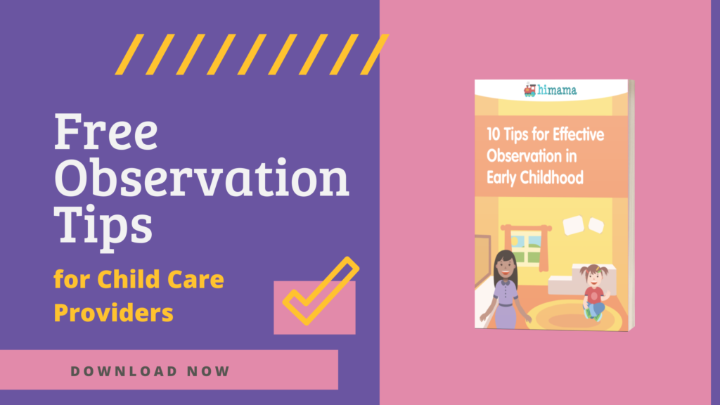 10 tips for effective observation in early childhood