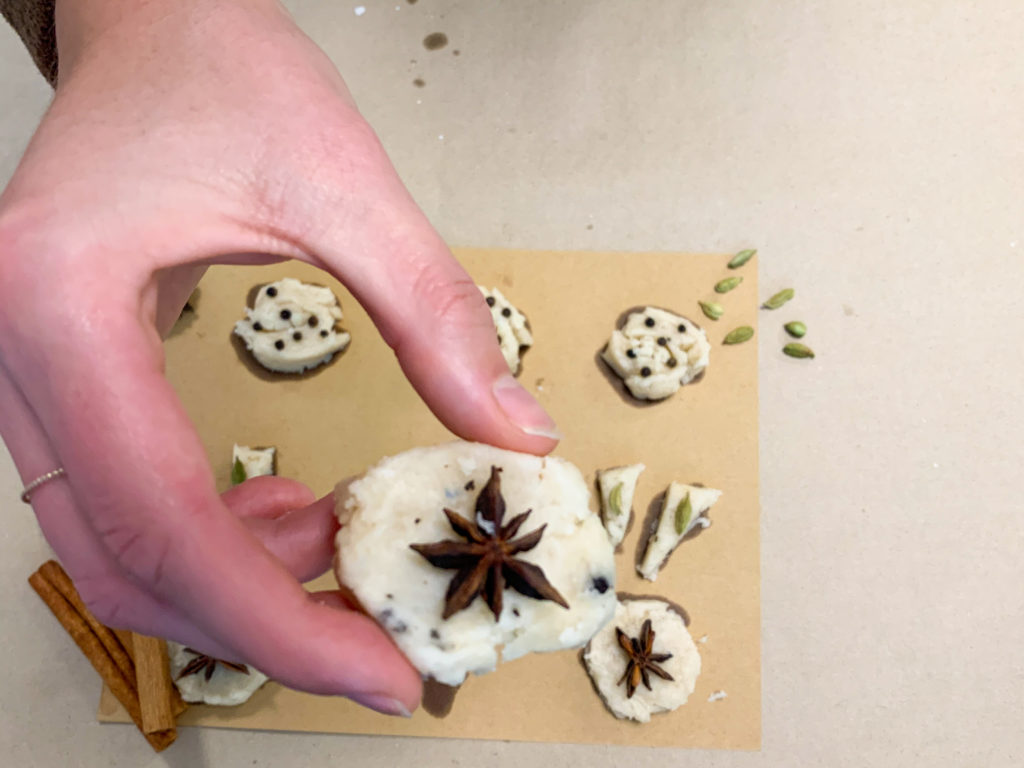 diwali sweets dough fine motor activity for preschoolers and toddlers