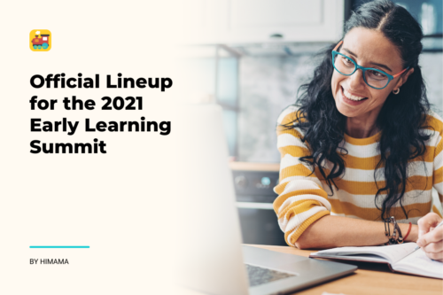 early learning summit official lineup